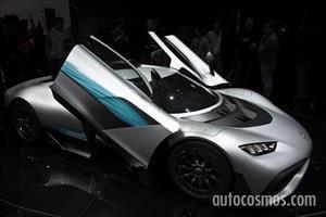 Mercedes-AMG Project One, descomunal hypercar presente en Frankfurt