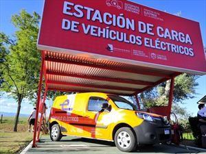 San Luis inauguró la primera Autopista Eléctrica del país