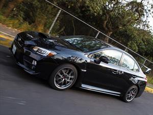 Manejamos el Subaru WRX STi 2015