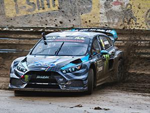 Rallycross: este es el Ford Focus RS RX de Ken Block