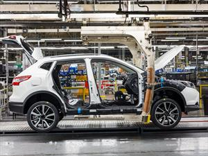 Nissan incrementa la producción del Qashqai en Europa