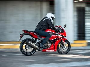 Honda CBR300R en el segmento supersport
