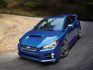 Subaru anuncia los precios del WRX y WRX STI 2017