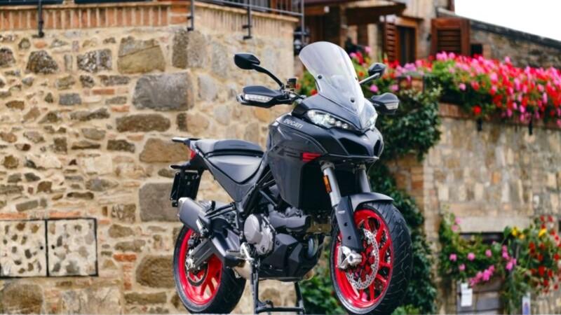 Ducati Multistrada V2: ahora es más cómoda y fácil de llevar