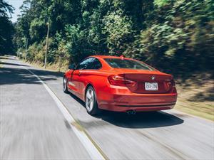 BMW Serie 4 Coupé a prueba