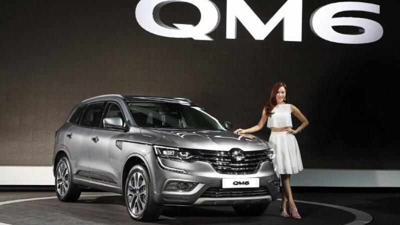Samsung se sale de la propiedad de Renault-Samsung