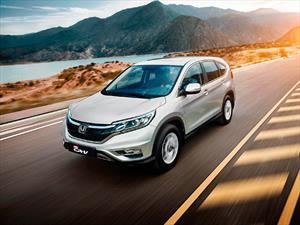 Honda CR-V se renueva en Argentina
