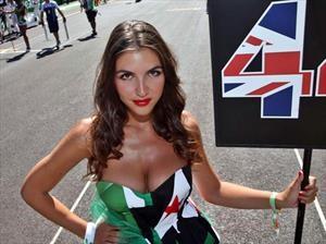 La F1 excluye a las mujeres que acompañaban a los pilotos