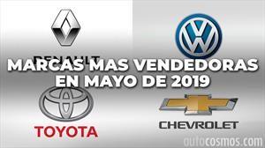 Top 10: las marcas más vendedoras de Argentina en mayo de 2019