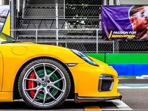 Michelin Pilot Sport 4, la nueva llanta para deportivos