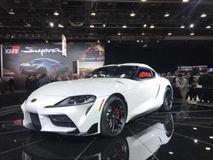 Toyota Supra 2020 se presenta
