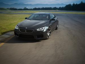 Prueba BMW M6 Gran Coupé en pista
