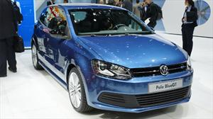 Volkswagen Polo Blue GT en el Salón de Ginebra 2012