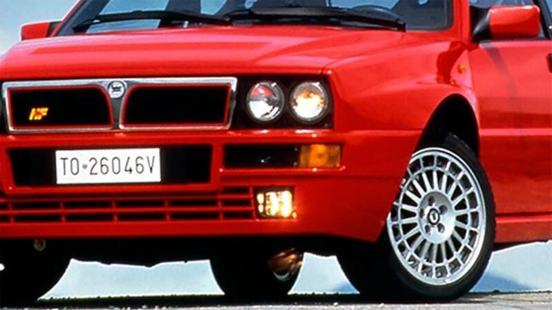 Lancia Delta puede volver a la vida