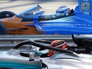 Indy Vs. F1: Windscreen Vs. Halo