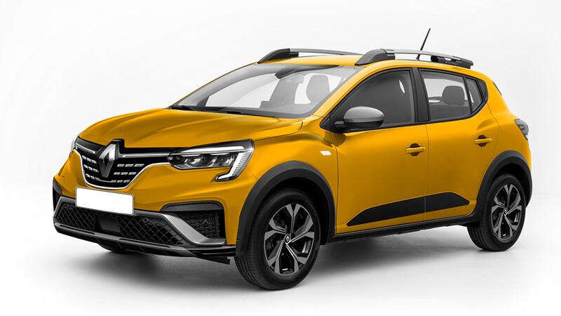 Sandero, Stepway y Logan tendrán versión con diseño Renault