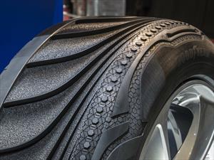 Goodyear presenta un neumático con capacidad de transformación