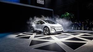 Audi AI:ME, anticipo del futuro alemán