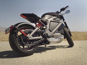 Harley-Davidson Project LiveWire, una espectacular motocicleta eléctrica