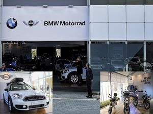 BMW Experience Tour llega a Chía
