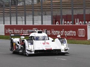 Audi R18 e-tron quattro para Le Mans 2014