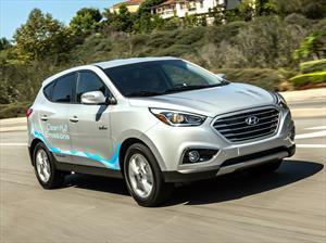 Hyundai Tucson Fuel Cell acumula 1,600,000 kilómetros recorridos