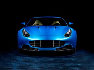 Touring Superleggera Berlinetta Lusso se presenta
