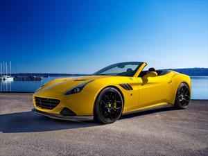 Ferrari California T por Novitec Rosso, una atractiva modificación