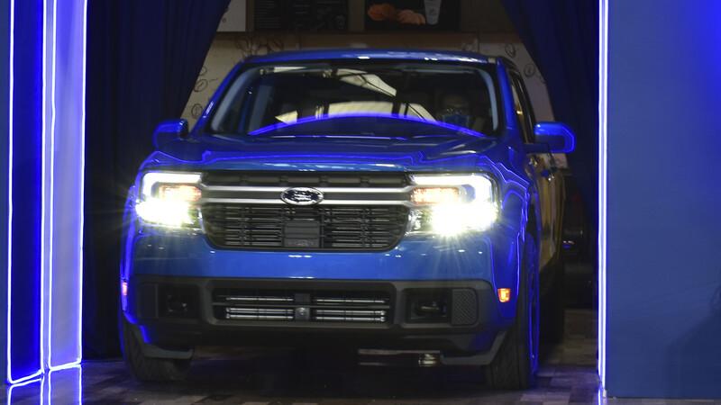 Ford Maverick arranca producción en México
