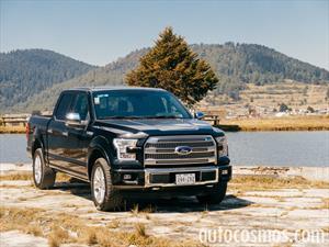 Ford F-150 2015: Prueba de Manejo