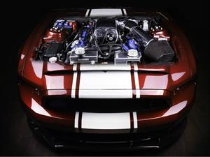 Shelby Mustang GT500 Super Snake by Vilner