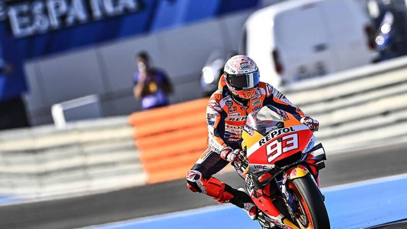 MotoGP 2020: Marc Márquez estará fuera de dos a tres meses más