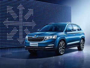 Skoda Kamiq es una SUV exclusiva para China