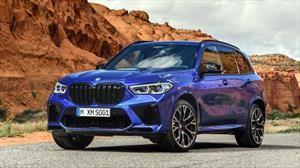 BMW X5 M 2020 aparece como no de los SUVs más arrogantes del momento