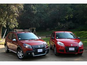 Nuevos Renault Sandero y Stepway llegan a Chile