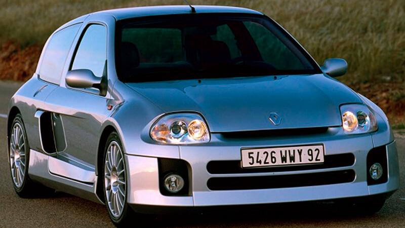 Renault Clio V6, el compacto más exótico cumple 20 años