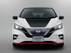 Nissan pretende desarrollar el Leaf Nismo