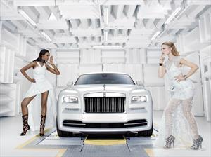 Rolls-Royce Wraith Inspired by Fashion, un deportivo de alta costura
