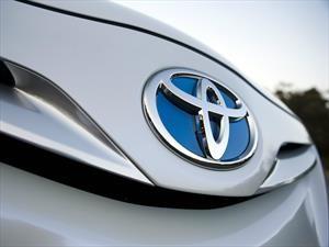 Toyota registra récord de ventas de vehículos electrificados durante 2017