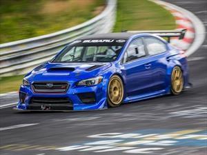 Subaru WRX STI Type RA NBR Special impone récord en Nürburgring