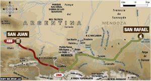Dakar: la Etapa 3 al detalle