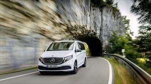Mercedes Benz EQV 2020, para ejecutivos ecológicos