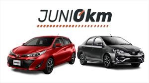Junio 0Km: Las bonificaciones de Toyota