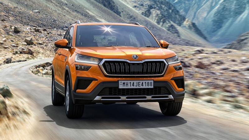 Skoda Kushaq, su primer auto para el mercado indio