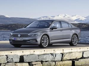Volkswagen Passat 2019 se renueva la versión para Europa