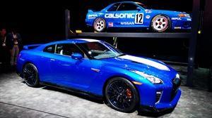 Nissan GT-R, el homenaje al Rey de Japón