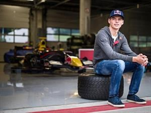 #OneQuestionMax, el piloto de Red Bull Racing responde a sus seguidores