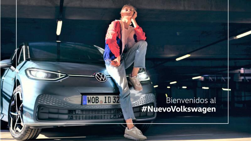 La nueva imagen de Volkswagen en Colombia