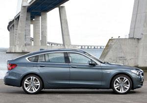 BMW Serie 5 Gran Turismo: Sedán con aires de Coupé