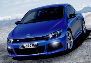 Volkswagen Scirocco R: el más potente